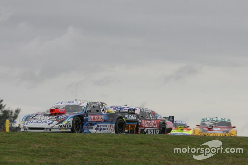 Martin Ponte, Nero53 Racing Dodge, Guillermo Ortelli, JP Racing Chevrolet, Nicolas Bonelli, Bonelli Competicion Ford