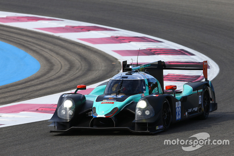 #23 Panis Barthez Competition Ligier JS P2 Nissan: Fabien Barthez, Timothe Buret