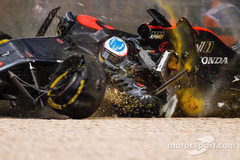 #1: Horrorcash von Fernando Alonso (McLaren)