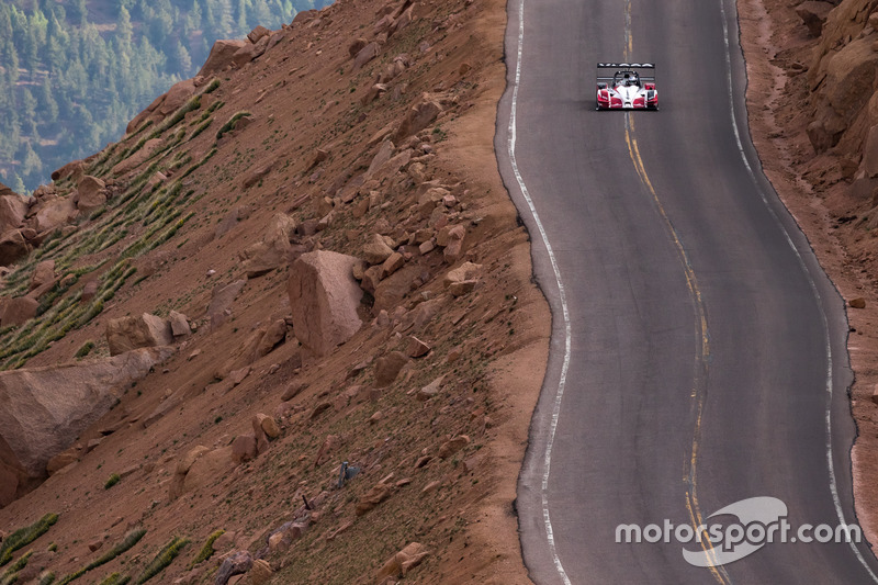 #1: Bergrennen am Pikes Peak