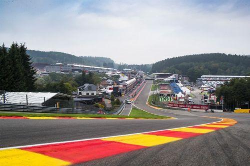 F1 Belgian GP Live updates - race day