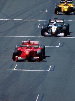 Eddie Irvine, Ferrari F399