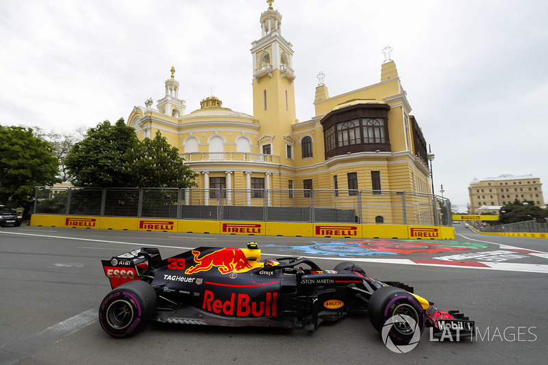 5: Max Verstappen, Red Bull Racing RB14, 1'41.994