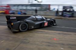 #6 Simpson Motorsport Ginetta G57-P2: John Corbett, Neale Muston, Andreas Laskaratos, Mike Simpson
