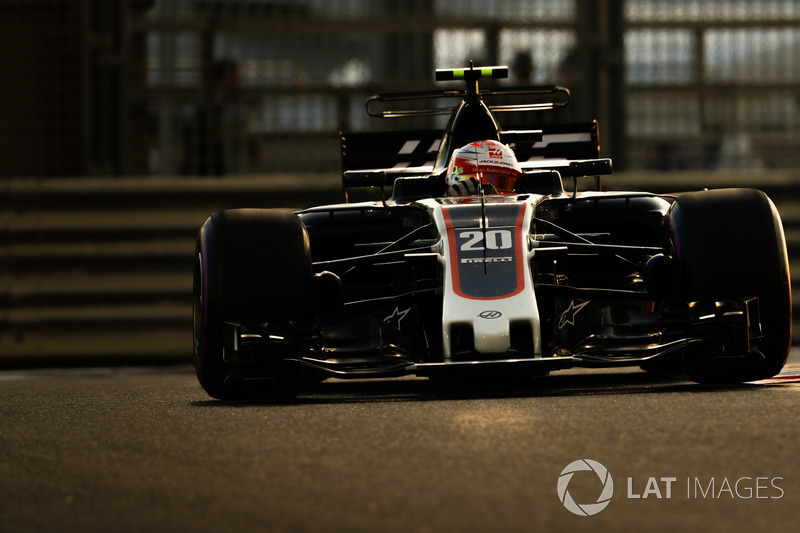 13. Kevin Magnussen, Haas F1 Team VF-17
