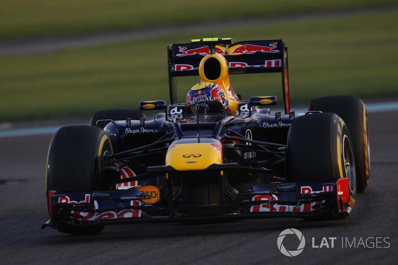 2012 : Red Bull RB8, motor Renault