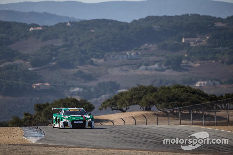 7. #29 Land-Motorsport Audi R8: Connor de Phillippi, Christopher Mies, Christopher Haase