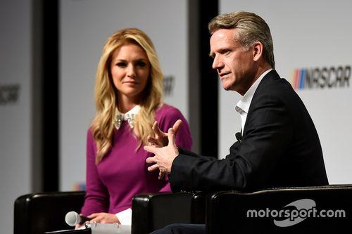 Gira de medios NASCAR