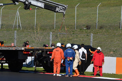 Машина Стоффеля Вандорна, McLaren MCL33
