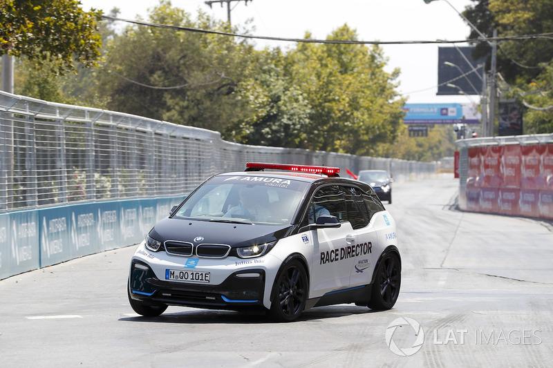 FIA Race Director's BMW i3