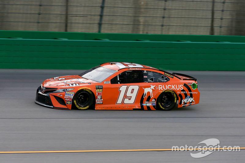 Daniel Suarez, Joe Gibbs Racing Toyota Camry