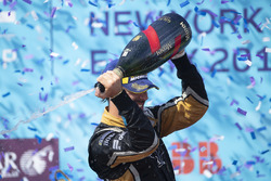 Jean-Eric Vergne, Techeetah, wins