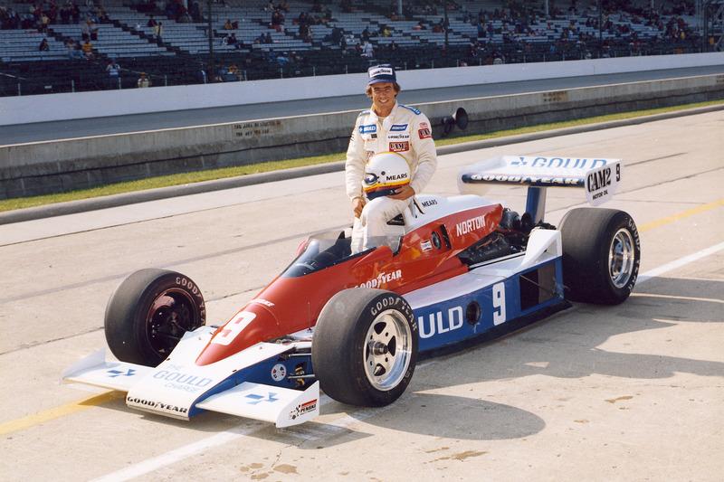 1979: Rick Mears mit erstem Indy-Sieg für ein Penske-Chassis