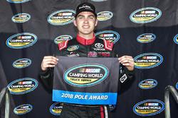 Polesitter Noah Gragson, Kyle Busch Motorsports, Toyota