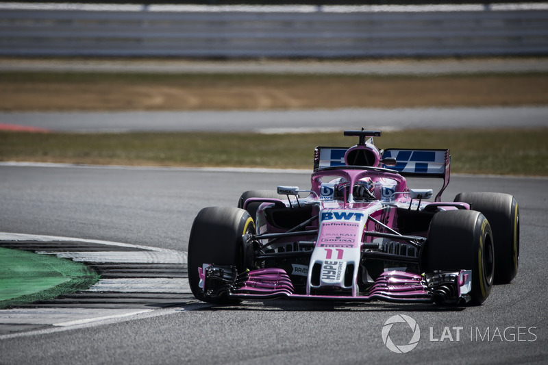 12: Sergio Perez, Force India VJM11, 1'27.928