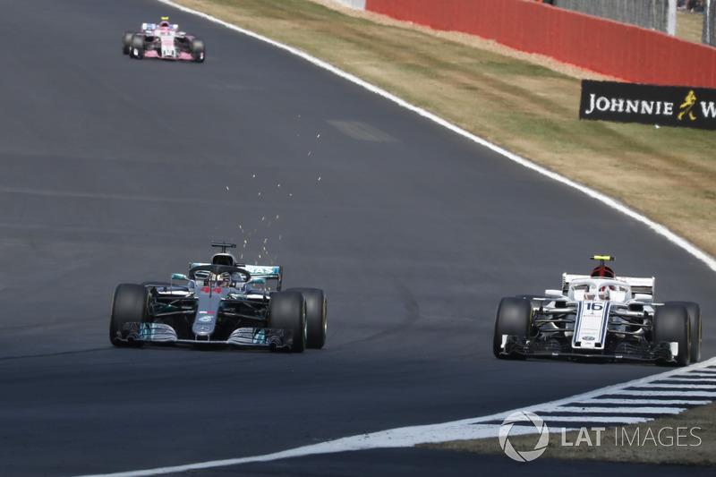 Льюіс Хемілтон, Mercedes AMG F1 W09, Шарль Леклер, Sauber C37