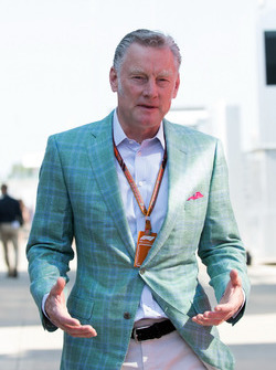 Sean Bratches, Formula One Managing Director, Commercial Operations