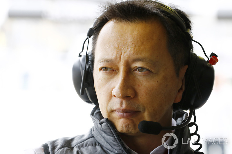 В 2017 году за беды Honda в боксах McLaren отдувался руководитель проекта «японцев» в Формуле 1 Юсуке Хасегава...