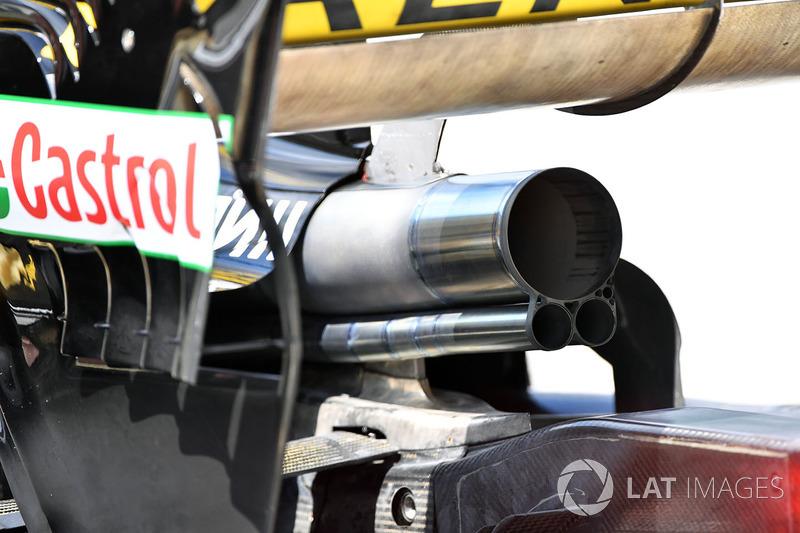 Вихлип Renault Sport F1 Team R.S. 18