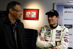 تشارلز برادلي، رئيس تحرير موتورسبورت.كوم ورقم 67 فريق شيب غاناسي ريسينغ: ريتشارد ويستبروك