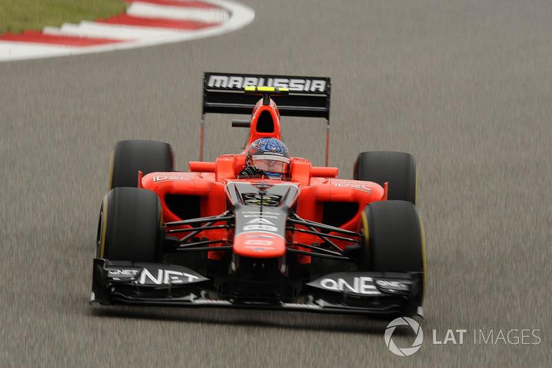 21. Timo Glock (91 Grandes Premios)