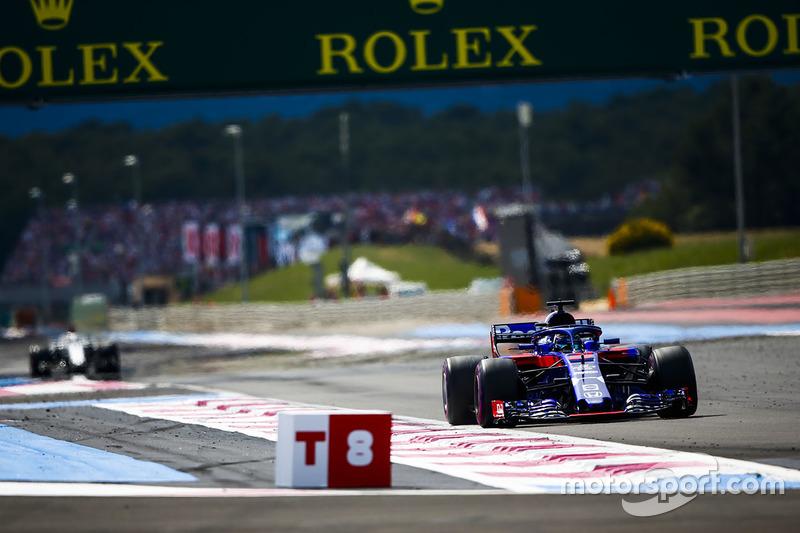 14e : Brendon Hartley (Toro Rosso)