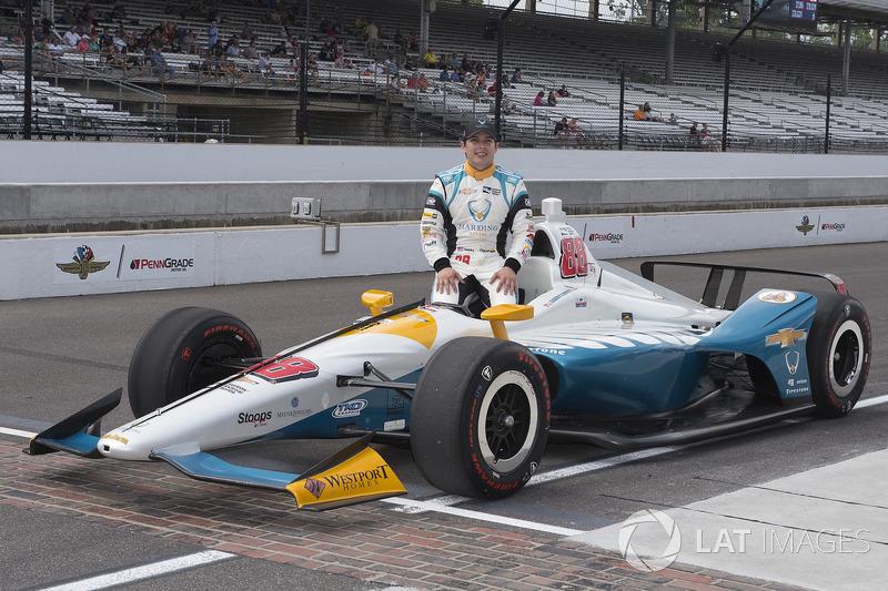 22. Gabby Chaves, Harding Racing, Chevrolet