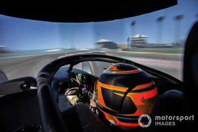 Спецматериал F1 Racing