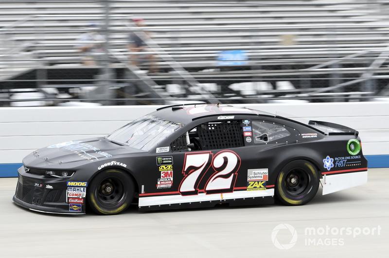 33. Corey LaJoie, TriStar Motorsports, Chevrolet Camaro