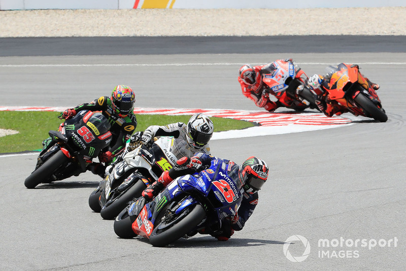 Viñales' charge through the field