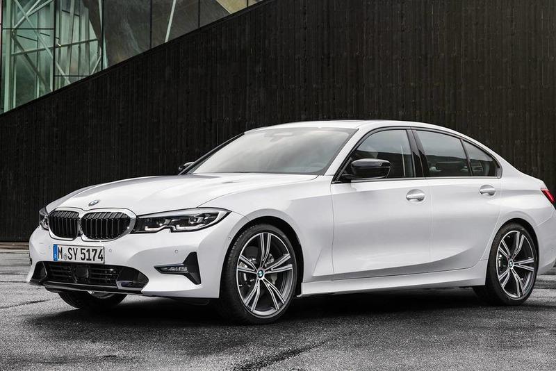 BMW 3er 2019 року