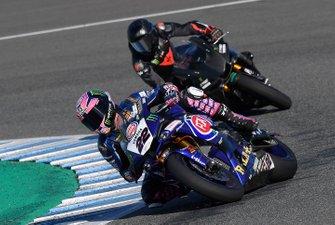 Alex Lowes, Pata Yamaha, Lewis Hamilton, Pata Yamaha