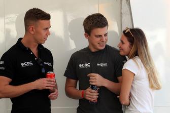 Daniel Lloyd, Andreas Bäckman, WestCoast Racing Volkswagen Golf GTI TCR