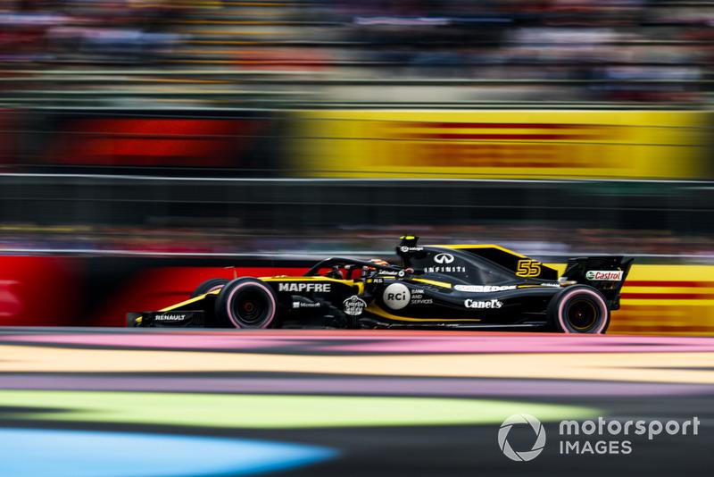 8: Carlos Sainz, Renault Sport F1 Team R.S. 18, 1:16.084