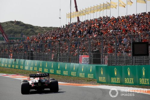 F1 Dutch GP Live Commentary and Updates - Race day
