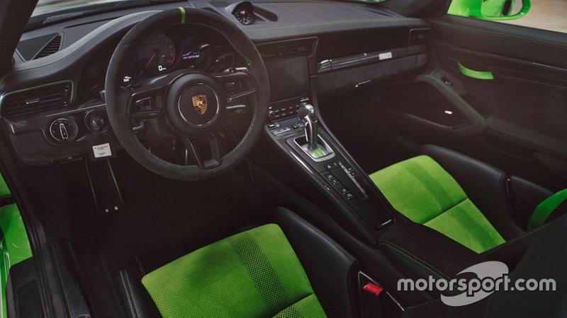 Porsche 911 GT3 RS 2018 року