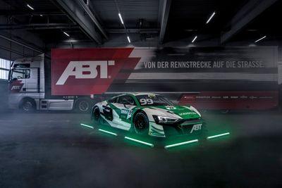 Abt Sportsline renk düzeni