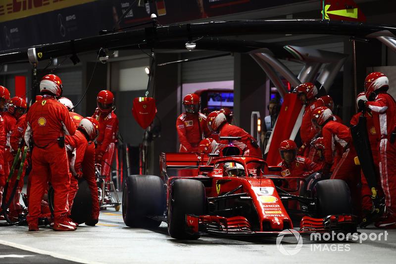 Verliezer: Ferrari