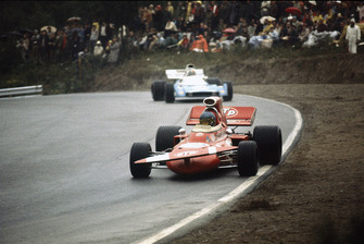 Ronnie Peterson, March 711-Ford, Chris Amon, Matra-Simca MS120B