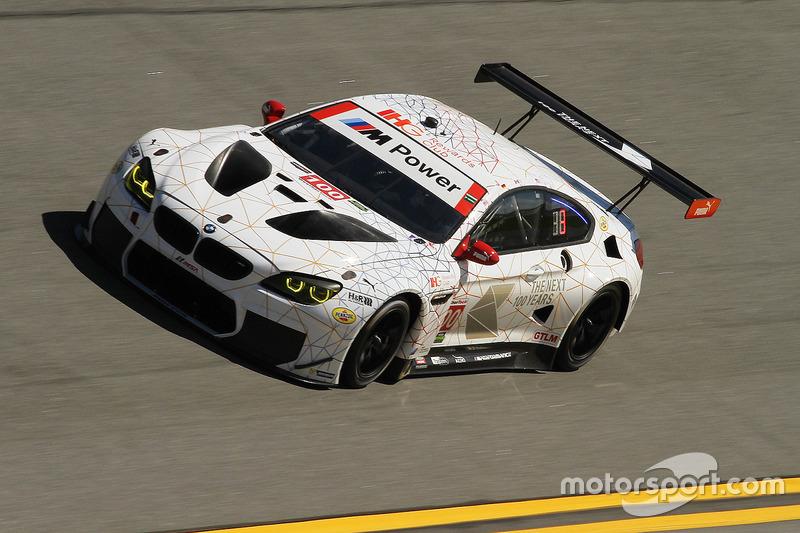 #100 BMW Team RLL (GTLM)