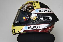 Thomas Luthi, CarXpert Interwetten, helmet