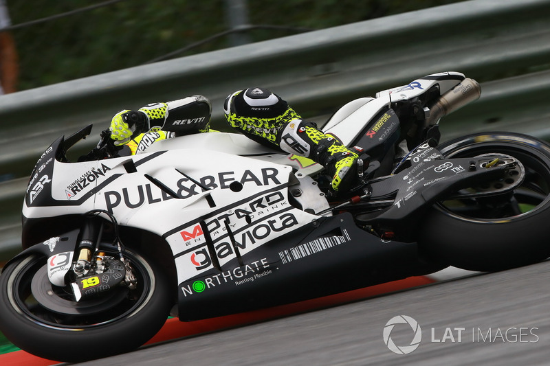 Альваро Баутіста, Aspar Racing Team