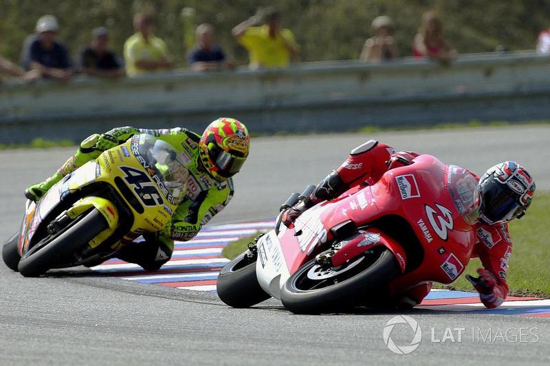 №8. Гран При Чехии, 2001 год