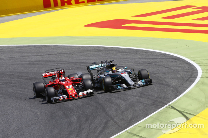 Formula 1 Spanish GP: Top 25 photos from the race