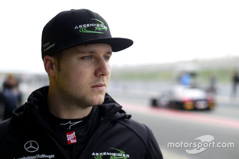 Patrick Assenheimer,  Mercedes-AMG Team HTP Motorsport