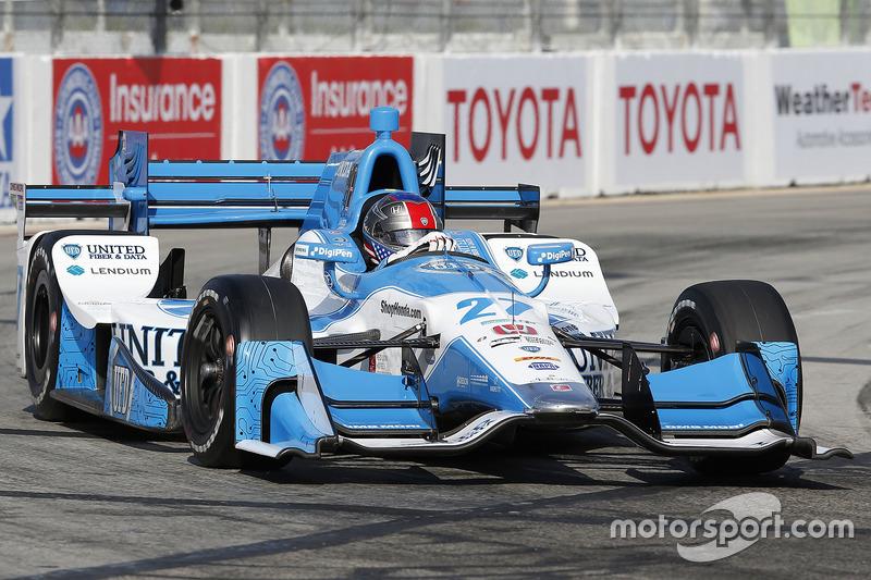 #27 Marco Andretti