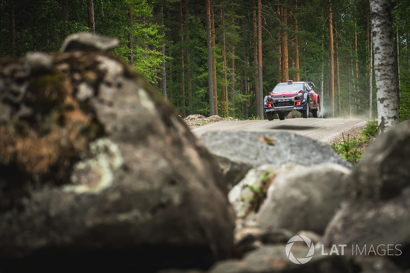 Халід Аль-Кассімі, Кріс Паттерсон, Citroën C3 WRC, Citroën World Rally Team