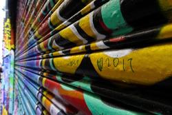 فن الرسم فى الشوارع