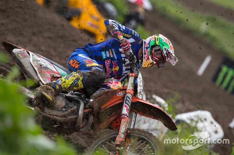 Tony Cairoli, Team Italia