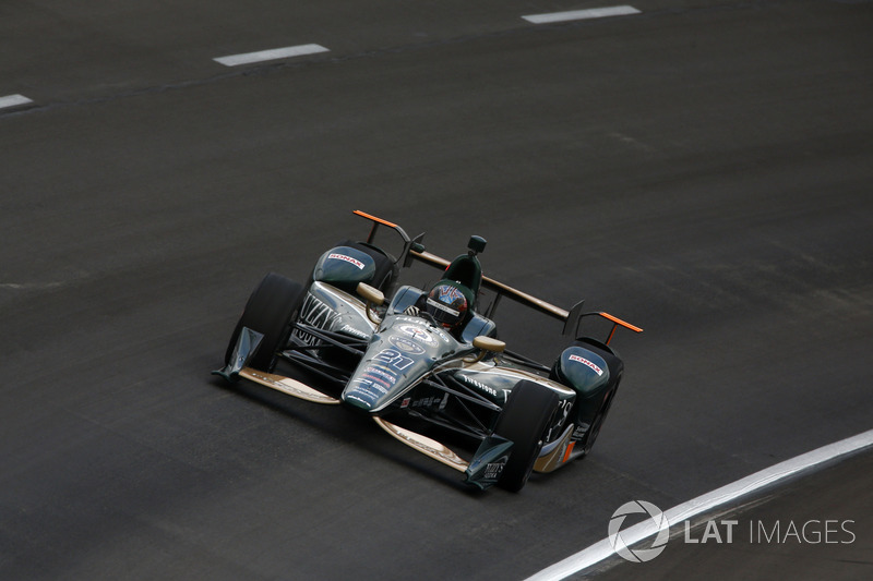 Джей-Ар Хильдебранд, Ed Carpenter Racing Chevrolet